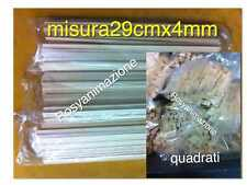 1000 bastoncini per lo zucchero filato 29x4