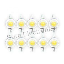 50 Pcs 1W Warm White High Power Led Lamp Beads 80~110Lm 1Watt wholesale