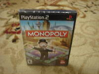 Monopoly  (PlayStation 2, 2008) new ps2