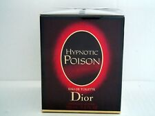 Christian DIOR HYPNOTIC POISON 100ml EAU DE TOILETTE SPRAY PELLICOLA NUOVO