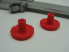 + Zwei Stücke Zahnräder für Panasonic Technics RDG5772ZC RDG5772ZA Zahnrad 2PCS+