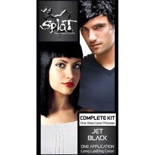 Splat Rebellious Colors Semi-Permanent Hair Dye, Jet Black