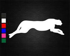 CHEETAH CAT VINYL DECAL STICKER CAR/VAN/WALL/DOOR/LAPTOP/TABLET/WINDOW/HOME 3