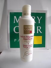 MARY COHR LOTION REGULATRICE MATIFIANTE PEAU GRASSE SHINE CONTROL TONING LOTION
