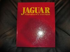 JAGUAR PREFORMANCE AND PRIDE, by Peter Lyons and Crescent Books 1st Edition 1991