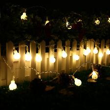 4.3M 40 LED Ball Shape String Light Lamp Decoration for Festival Chrismas Party