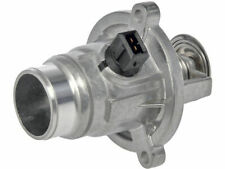 For BMW Alpina B7L Engine Coolant Thermostat Housing Assembly Dorman 37674QC