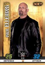 WWE Slam Attax - 10th Edition - Nr. 212 - Paul Ellering - NXT
