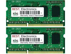 8GB Kit (2x 4GB) Medion Akoya P6812 Arbeitsspeicher DDR3 SODIMM Ram Speicher