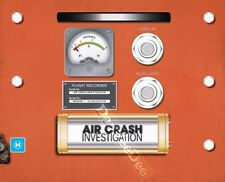 Air Crash Investigation Collection Seasons 1-14 NEW PAL Cult 34-DVD Set Bogaert