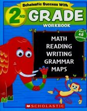 Scholastic - 2nd GRADE Workbook with Motivational