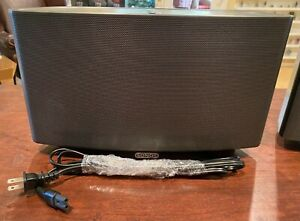 Sonos Zoneplayer S5 Speaker (Black w/Plug)