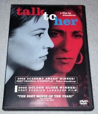 Talk to Her (Dvd, 2003) *Rare opp