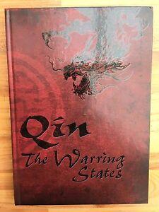 Qin Die Streitenden Reiche States Core Regelbuch Rollenspiel RPG Fantasie Flug