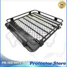 Steel Cage Roof Rack for Toyota Hilux 1998-2004 Dual Cab Heavy Duty