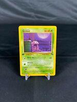 1999 Pokemon TCG Card ~ Fossil 1st Edition Grimer 48/62 ~ LP+