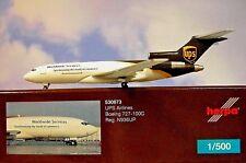 Herpa Wings 1:500  Boeing 727-100C  UPS Airlines N936UP  530873 Modellairport500