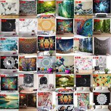 Psychedlic Hippie Mandala tapeçaria de parede pendurado na parede Decoração Casa cobertores