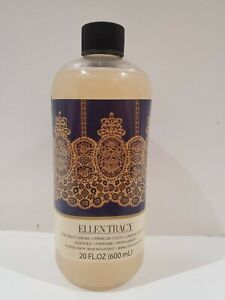 Ellen Tracy Coconut Creme/Raspberry Mint Scented Bubble Bath 20oz 600ml Set New