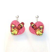 Tiana Earrings Princess & the Frog Charms