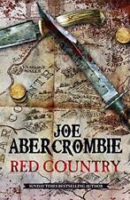 Rojo País (Primero Law World 3) Abercrombie Ba Joe Nuevo Libro,(Libro en Rústica