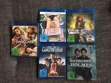 Blu Ray Sammlung Bluray Fluch Der Karibik, Hangover uvm.