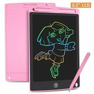 Colourful LCD Writing Tablet 8.5 inch Drawing Board Graphic Sketch Pad