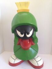 "1999 WARNER BROS...19"" ..MARVIN THE MARTIAN...LARGE STATUE"