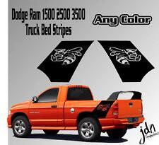 Dodge Ram 1500 2500 Daytona Style Vinyl Decal Sticker Truck Bed Rumble Bee