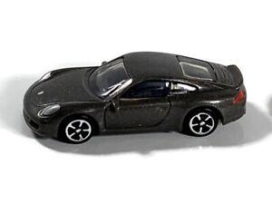 Porche Toy Car Micro Machine Grey Licensed by Dr. Ing Porsche A6 (MPG FT064) 4cm