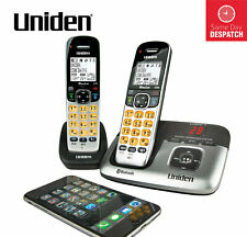 UNIDEN PREMIUM DECT 3236+1 CORDLESS DIGITAL PHONE BLUETOOTH ANSWERING MACHINE