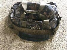 Mossy Oak Breakup Rocky Camoflauge Sport Bag W/ Shoulder Strap