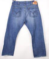 Levi's Strauss & Co Hommes 514 Droit Jambe Slim Jean Taille W38 L30 BDZ51