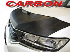 Carbon Optik BRA für VW Touran Bj. 2007 -2009 Steinschlagschutz Haubenbra Tuning