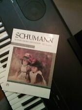 Schumann Piano Music Score