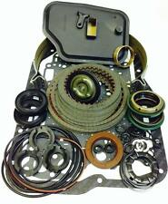 Ford Focus 4F27E 4 Speed Automatic Transmission Master Rebuild Kit