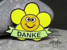 """Pin """"DANKE"""" als Dankeschön Geschenkidee Geopin"""