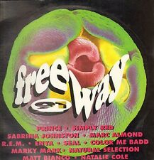Various (Simply Red / Marc Almond / R.E. M Enya / Prince) - Freeway 91 - Wea