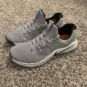 Nike Free Trainer VIII 8 Mens Train/Gym Shoes Matte Silver/Black AH9395-001 Run