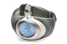 Nike Hurricane Analog Rubber Quartz Sport Watch - Gray - WW0004-601