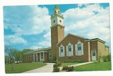 NJ Boonton New Jersey Town Hall Morris County 1975 Postcard