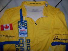 Original SUGOI Radtrikot Cycling Jersey XXL Canada Conquer Cancer 2012
