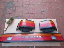 Honda Concerto Tail light pair plus centre 1988 - 1994 MA1 MA2 MA3