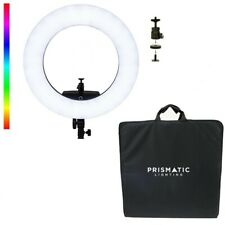 Prismatic Spectra Rgb Rainbow Led Ring Light