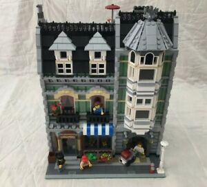 Lego Green Grocer 10185