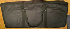 Black padded keyboard bag from Thomann