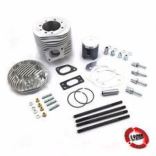 Lambretta RT 195 Cylinder Kit With Ceramic Plated Piston - BGM PRO