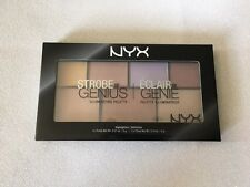 NYX Highlighter Strobe of Genius Palette 20g 1