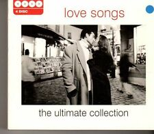(GC25) Love Songs The Ultimate Collection, 4CD  - 2006 CD