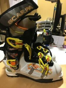 SCARPA Maestrale RS Alpine Touring AT Ski Boots Mondo 28.0